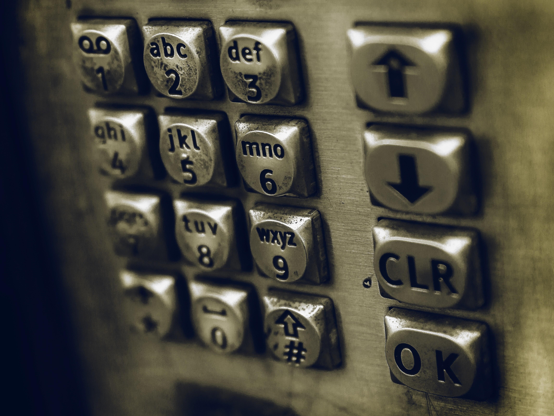 Telephone vintage - Contatti Darsena Multi Spazio. See Copyright