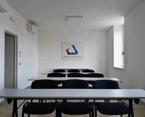 Darsena Multi Spazio - aula formazione a Ravenna