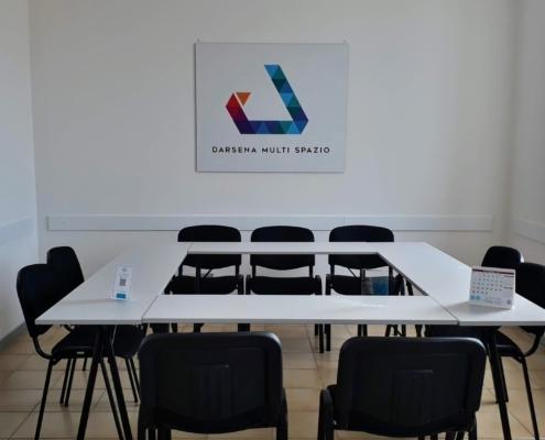 Sala riunioni - Darsena Multi Spazio