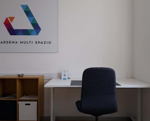 Darsena Multi Spazio - postazioni open space