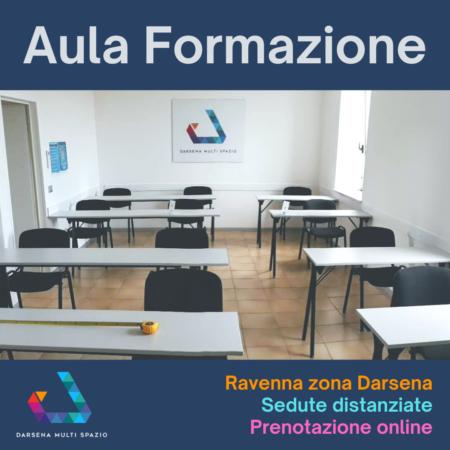 Darsena Multi Spazio -noleggio aula formazione a Ravenna